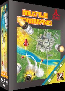Missile Command naslovnica