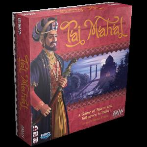 Taj Mahal naslovnica