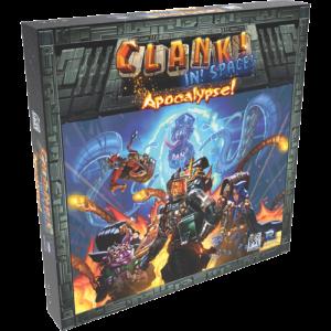 Clank In Space Apocalypse naslovnica