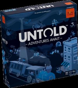 Untold Adventures Await