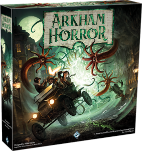 Arkham Horror Third Edition naslovnica