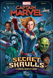 captain marvel secret skrulls naslovnica meeple eu