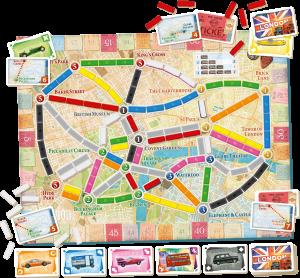 ticket to ride london plosca meeple eu