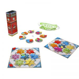 azul summer pavilion tiles meeple eu