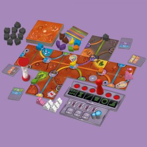 sit down magic maze on mars meeple eu